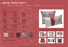 Jane Robinson website