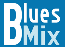 BluesMix branding
