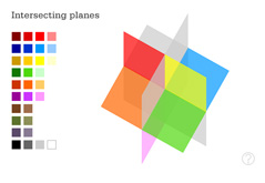 Intersecting Planes